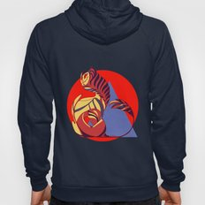 Sunset Sphinx Hoody