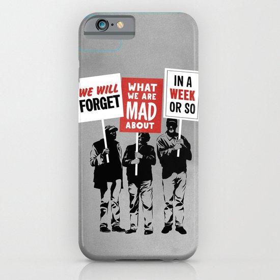 Semi-Protesting iPhone & iPod Case