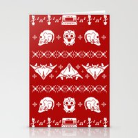 Merry Christmas A-Holes Stationery Cards