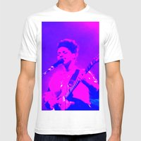 Lianne La Havas: Is your love big enough? Fluorescent  Mens Fitted Tee White SMALL