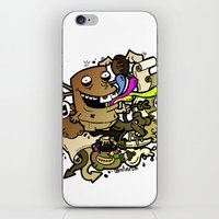 Anacleto! iPhone & iPod Skin