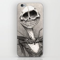 Jack Skellington iPhone & iPod Skin
