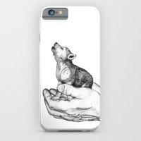 Wolf Cub // Graphite iPhone 6 Slim Case
