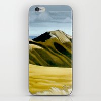 Main Range, Tararuas iPhone & iPod Skin