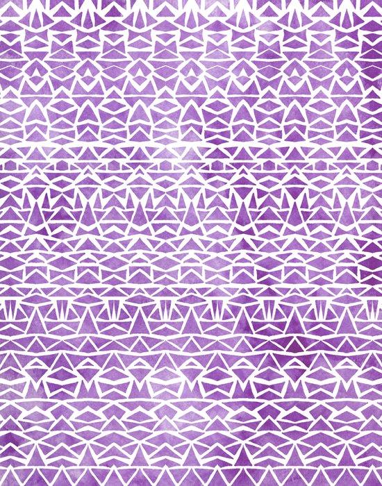 Tribal Mosaic Art Print