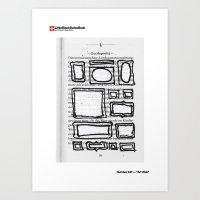 #40 - Art Wall Art Print
