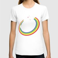 rainbow T-shirts featuring Epic Combo #23 by Jonah Makes Artstuff