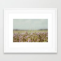 From The Ground Up Framed Art Print