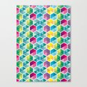 Geometric Pattern Canvas Print