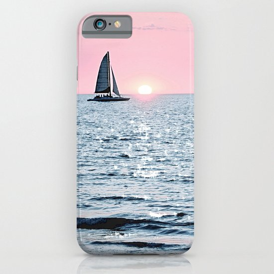 Sail Into The Sun 2 iPhone & iPod Case