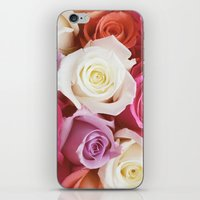 Romantic Rose iPhone & iPod Skin