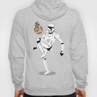 Droid Soccer Hoody