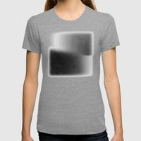 Summer Road Womens Fitted Tee Tri-Grey SMALL