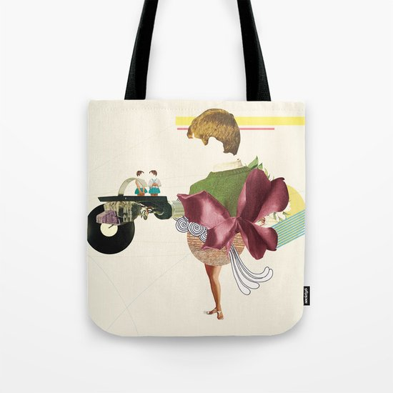UNTITLED #3 Tote Bag
