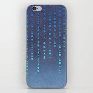 iPhone & iPod Skin featuring Dark Glamour by LebensART