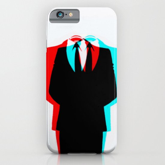 Anonymous.1 iPhone & iPod Case