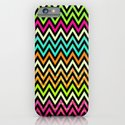 Chevron Mix #6 iPhone & iPod Case