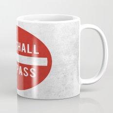 you shall not pass Mug