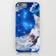 iPhone & iPod Case featuring Lunar Incantation by Diogo Verissimo