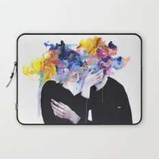 intimacy on display Laptop Sleeve