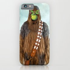 Chewbacca In The Son Of … iPhone 6 Slim Case