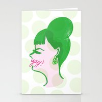 Socialite Stationery Cards