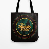The Mighty Souls: Reggae… Tote Bag