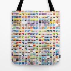 Complete Poke-Pantone  Tote Bag