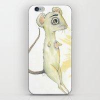 Meet me as I am iPhone & iPod Skin