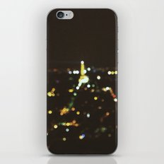 Starry Nights:Paris 2 iPhone & iPod Skin