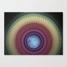 Imperceivable Worlds Canvas Print