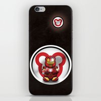 Super Bears - The Invinc… iPhone & iPod Skin