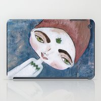 Courage-Bhoomie iPad Case