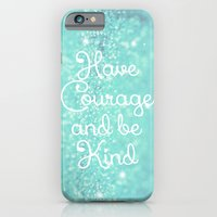 iPhone & iPod Case featuring Have Courage by Beth - Paper Angels Photography