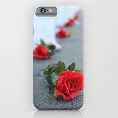 Flight 93 Memorial/Trail of Roses iPhone 6 Slim Case