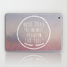 I. Music fills the infinite Laptop & iPad Skin