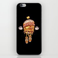 King Burger iPhone & iPod Skin