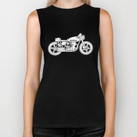 Honda CB750 - Café Race… Biker Tank