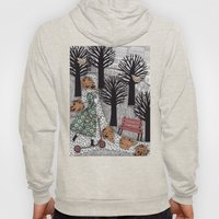 Autumn In The Park Hoody