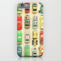 Car Park iPhone 6 Slim Case