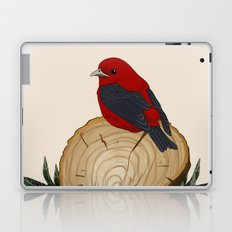 Bird on a Log Laptop & iPad Skin