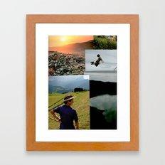 Col11 Framed Art Print