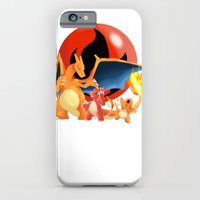 iPhone & iPod Case featuring Spit Fires by 8 BOMB