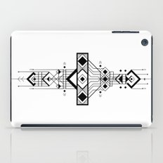 Geometric Device iPad Case