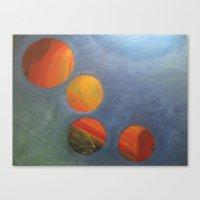 System Canvas Print