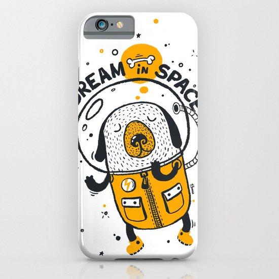 Dream in space iPhone & iPod Case