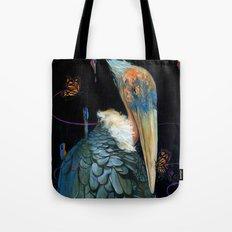 Bird Tote Bag