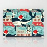 Where Is Santa Claus? iPad Case