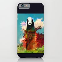 iPhone & iPod Case featuring no face by ururuty