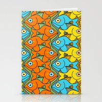 Something Is Nicely Fish… Stationery Cards